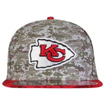 Gorra New Era 5950 Nfl Kansas City Chiefs Camo