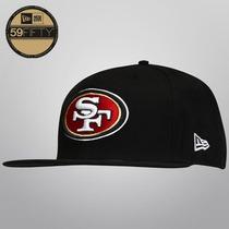 Gorra New Era 5950 Nfl San Francisco 49ers On Field Game