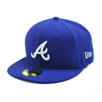 Gorras Originales New Era Beisbol Atlanta Braves 59fifty