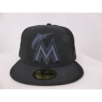 Gorra Original New Era Beisbol Marlins Miami 7 1/2 59fifty