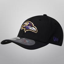 Gorra New Era 3930 Nfl Baltimore Ravens Windstopper