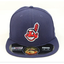 Gorras Originales New Era Beisbol Indians Cleveland 59fifty