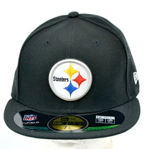 Pittsburgh Steelers New Era Gorra 59fifty 100% Original