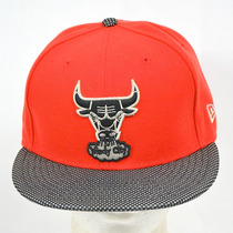 Chicago Bulls Nba New Era Gorra 100% Original
