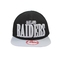 Gorras Originales New Era Nfl Oakland Raides Snapback 9fifty