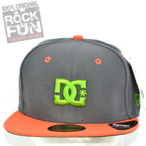 Dc Shoes New Era Gorra Importada 100% Original 2