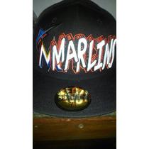 New Era Marlins Florida Cerrada 7 1/4