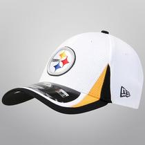 Gorra New Era 3930 Nfl Pittsburgh Steelers Team Onf Trng
