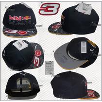 Gorra Puma Red Bull Genuina F1 Linea 2016 Daniel Ricciardo