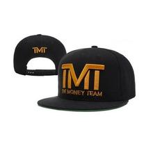 Gorras Snapback Planas Tmt Floyd Mayweather The Money Team