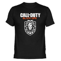 Playeras Gamers, Videojuegos, Minecraft, Call Of Duty, Gow