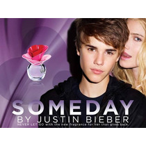 Perfume Someday Dama By Justin Bieber 100 Ml Original Precio