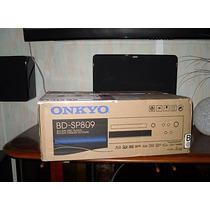 Onkyo Bd-sp809 Reproductor Blu-ray 3d Bdsp809 Nuevo Y Sellad