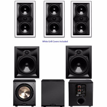 Boston Acoustic Sistema Home Theater 5.1 Canales