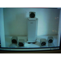 Sony Home Theater 5.1 Canales Subwoofer 8 P