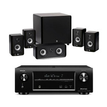 Denon Avr-x1000 Amplificador 5.1canales Sistema Home Theater