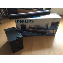 Phillips Soundbar Home Cinema Speaker - Usado