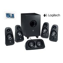 Bocinas 5.1 Logitech Z506 Sorround Sound Pc Mac Xbox Ps3 Rm4