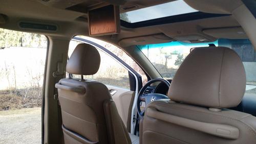 Honda Odyssey Exl 08 6cil. Motor 3.5 Piel Q/c Dvd Mp3 Aux.