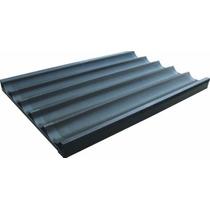 Charola Baguetera Aluminio 45*65