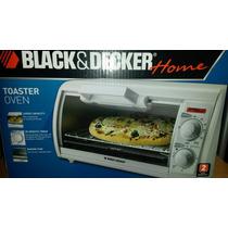 Horno Tostador Black & Decker Home Mod Tro420