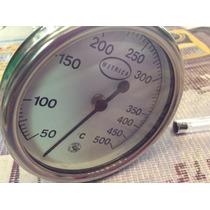 Termómetro Bimetalico Para Horno