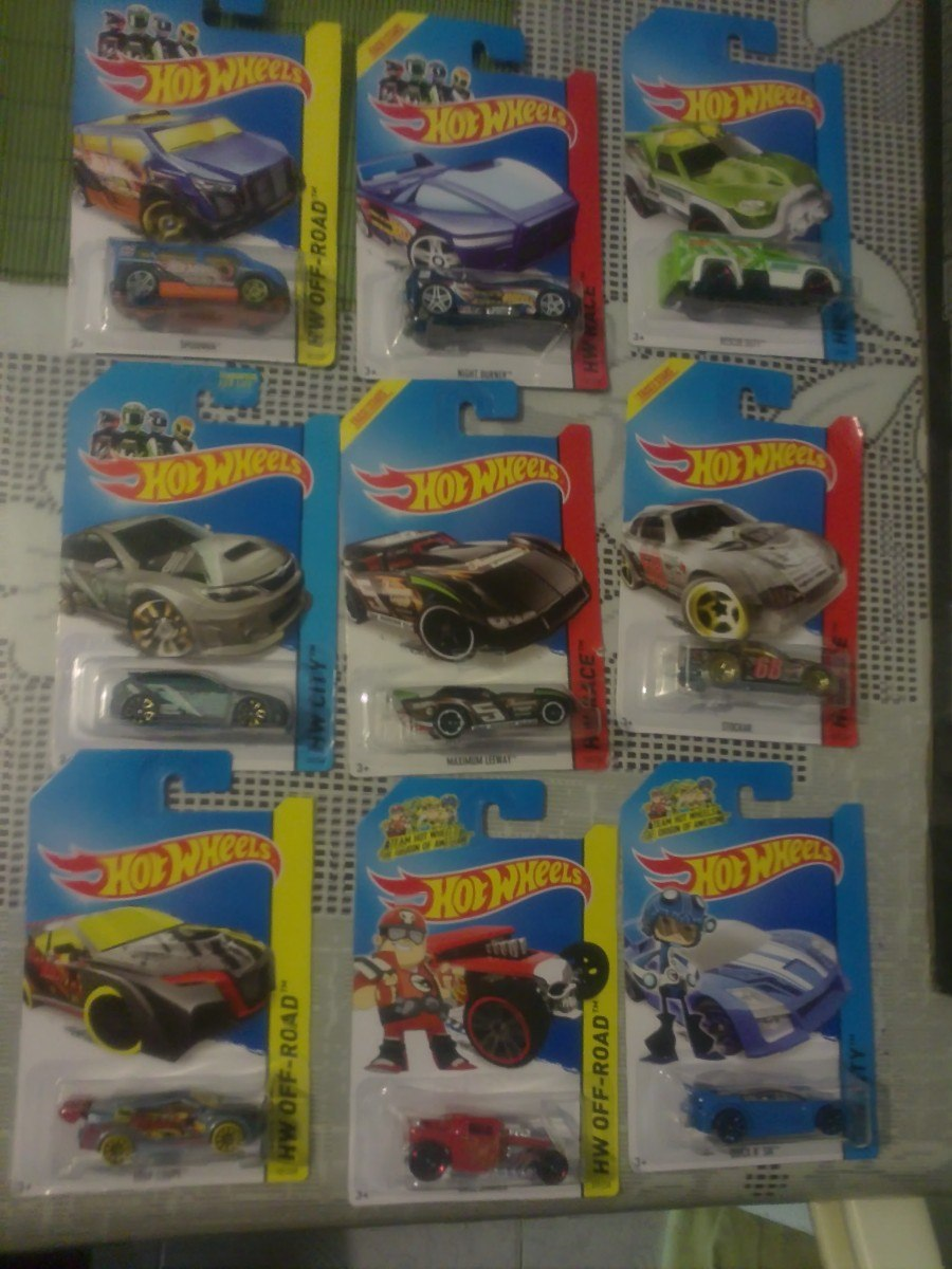 hot wheels treasure hunt 2014
