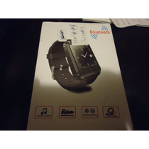 Smartwatch Bluetooth U Watch Compatible Con Android Touchscr