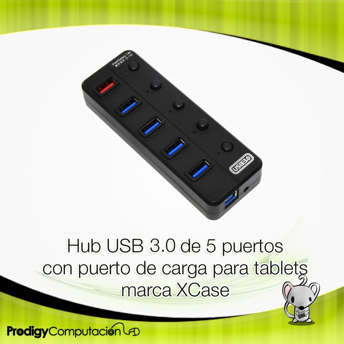 hub hub 5 puerto: