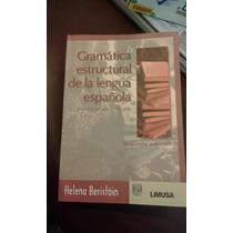 Libro Gramática Estructural De La Lengua Española.2015
