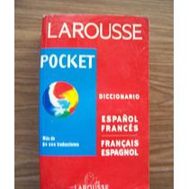 Francés Español-esp.fran-diccionario Pocket Larouse-365 Pag-