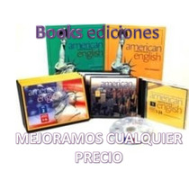 Curso Ingles American English 3 Vols + 6 Cd-room+ 1 Cd+3dvd