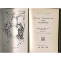 Wofsy,lectura Y Conversación Para Principiantes (libro En Es
