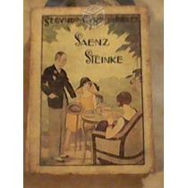 Segundo Curso De Ingles, Saenz Y Steinke 1926,, 1edc.
