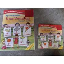 Ingles Para Niños Las Vocales Libro Y Cd