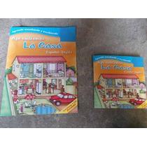 Ingles Para Niños Aprender La Casa Libro + Cd