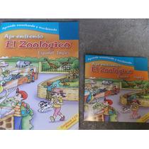 Ingles Para Ninos El Zoologico Libro Y Cd