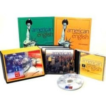 Curso American English 3 Vols + 6 Cd-room+ 1 Cd+3dvd Planeta