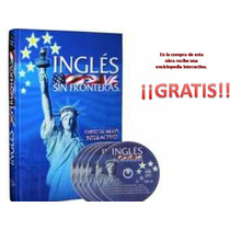 Ingles Sin Fronteras 1 Vol + 5 Cd´s