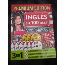 Aprende Ingles Americano Libro 6 Dvds Y 3 Cds