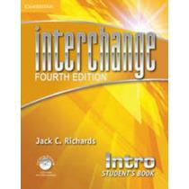 Libro Interchange Intro 4ta Edición Con Audio, Videos Y Ss