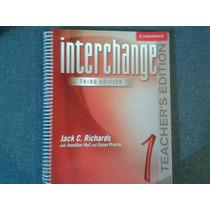 Interchange 1 Teachers Edition 3a Edicion