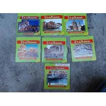 Coleccion De Italiano 7 Libros Con Sus Cds Aprende