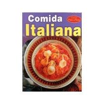 Libro Comida Italiana