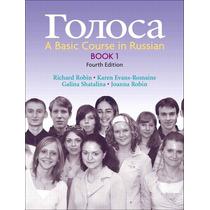 Libro 1 De Golosa Curso Básico De Ruso 4a Edición