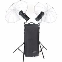 Bowens Gemini 500r Kit De Luces Para Fotografia