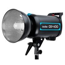 Flash Godox Qs400 Luz Estudio Fotografia
