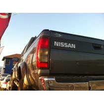 Mica Tracera Para Nissan Frontier 2000