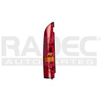 Calavera Renault Kangoo Izquierda 2007-2008-2009 Rojo/ambar
