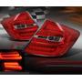 Honda Civic Sedan 2012 - 2013 Juego De Calaveras Tipo Led
